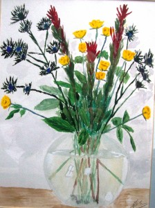 21 STILL LIFE WITH FLOWERS 2