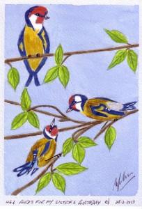 463 BIRDS