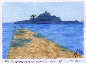 551 ST MICHAEL'S MOUNT, CORNWALL NO.2